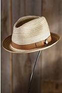 Waikiki Goorin Brothers Crushable Fedora Hat