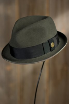Goorin Bros. Guido Delgado Wool Fedora Hat
