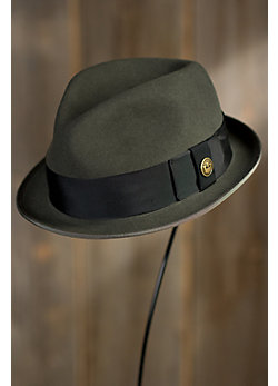 Guido Delgado Goorin Brothers Wool Fedora Hat
