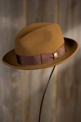 Goorin Bros. Dean the Butcher Wool Fedora Hat