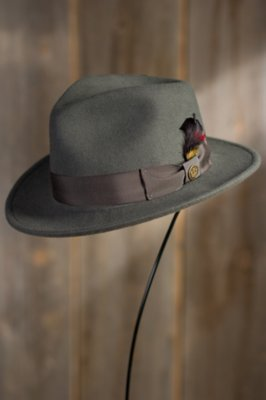 Brady Macdormott Goorin Brothers Wool Fedora Hat
