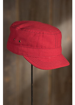 Berkeley Goorin Brothers Wool-Blend Cadet Cap