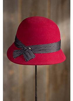 Jessica Rogers Goorin Brothers Wool Cloche Hat