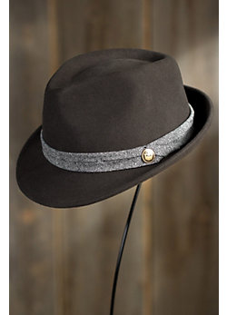 Mr. Motta Goorin Brothers Wool Fedora Hat