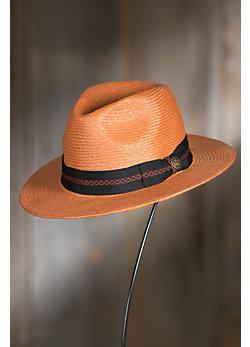 Mongo Santamaria Goorin Brothers Straw Fedora Hat