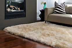 Sheepskin Rug Lifestyle