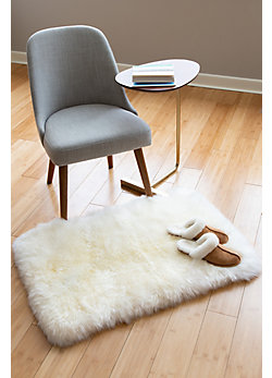 2' x 3' Rectangular Australian Sheepskin Rug