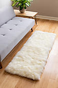2' X 6' Rectangular Australian Sheepskin Rug