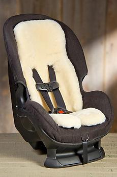 Overland Sheepskin Stroller and Car Seat Liner