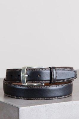 Ventura Calfskin Leather Belt