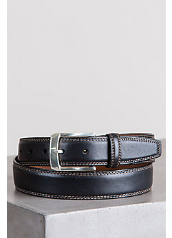 Ventura Calfskin Leather Belt