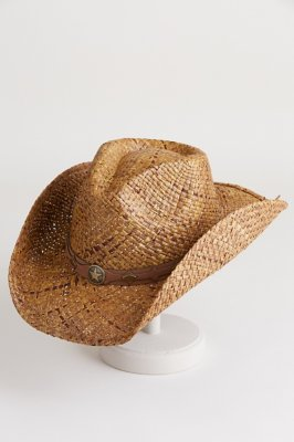 Marland Organic Raffia Hat