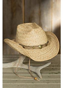 Madagascar Organic Raffia Hat