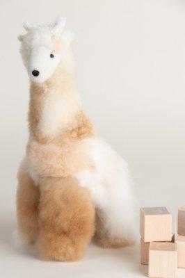Alpaca Wool Giraffe