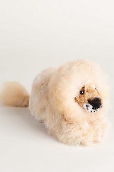 Alpaca Wool Lion