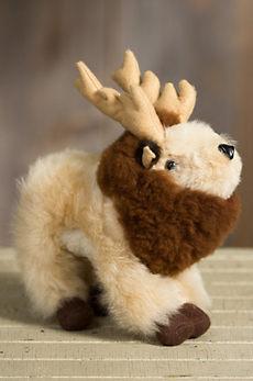 Alpaca Wool Moose