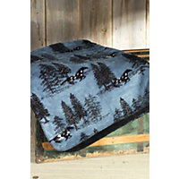 Horse Flight Throw Western & Country