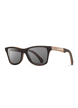 Shwood Selects Canby Sunglasses with Buffalo Horn Inlay