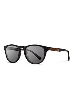 Shwood Fifty-Fifty Francis Sunglasses with Elm Inlay