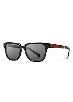 Shwood Fifty-Fifty Prescott Sunglasses with Elm Inlay