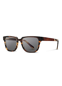 Shwood Fifty-Fifty Prescott Sunglasses with Mahogany Inlay