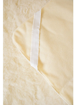 Snugsoft Elite Sheepskin Wool Mattress Cover (King)