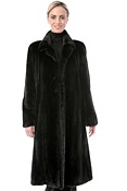 Women's DanishSaga Mink Fur Coat