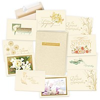 Sympathy Card Assortment Box
