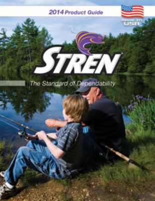 Stren 2014 Product Catalog