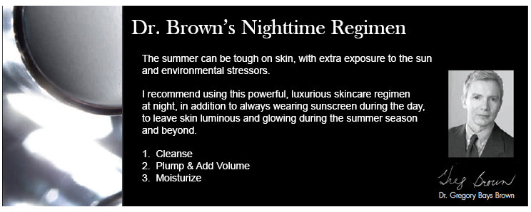Start a Nighttime RéVive Regimen