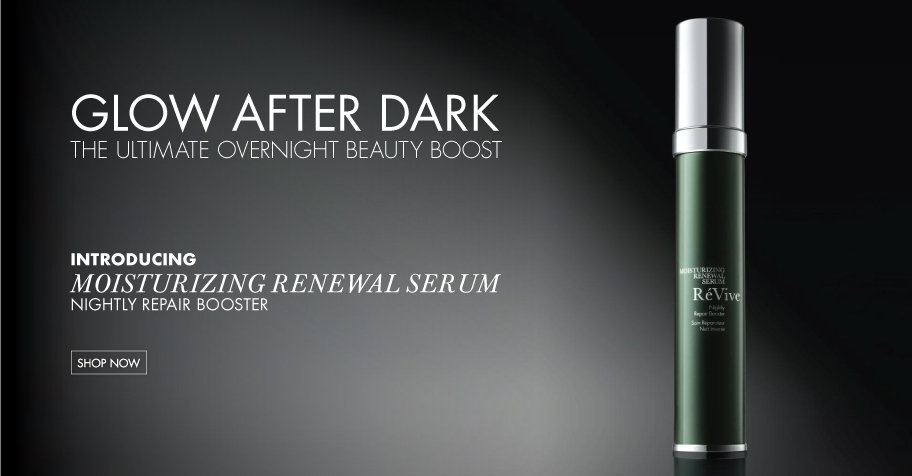 NEW Moisturizing Renewal Serum