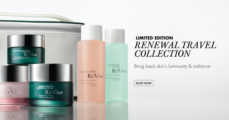 NEW Renewal Travel Collection