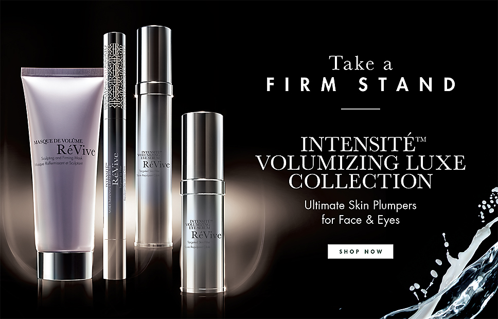 Intensite Volumizing Luxe Collection