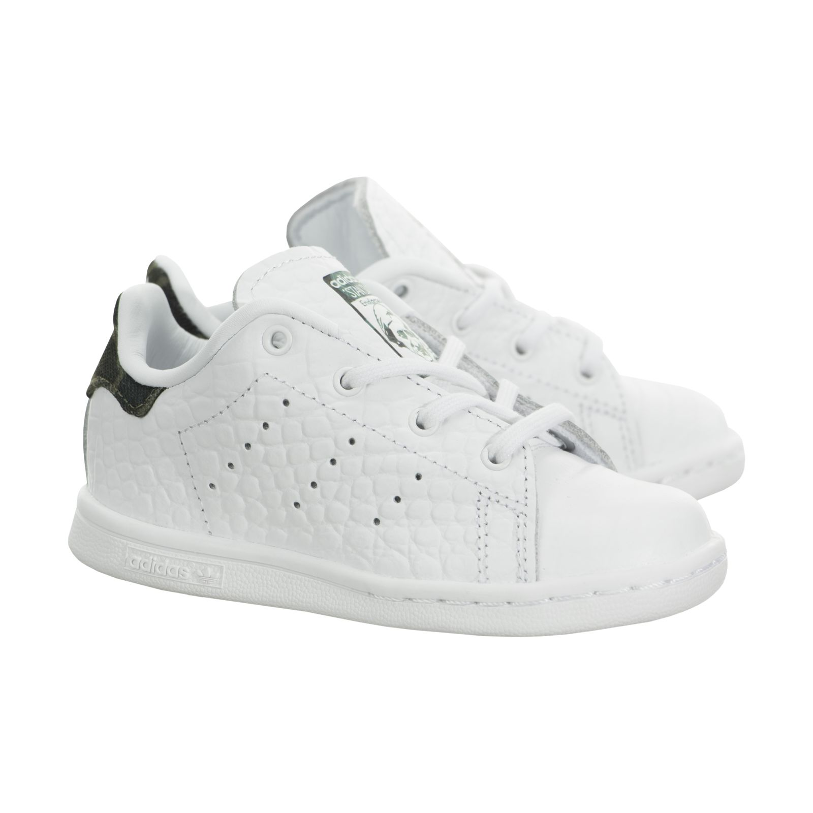 Baby Shoes Adidas Originals Stan Smith Infant/toddler Shoes Footwear White/blue Bb3000