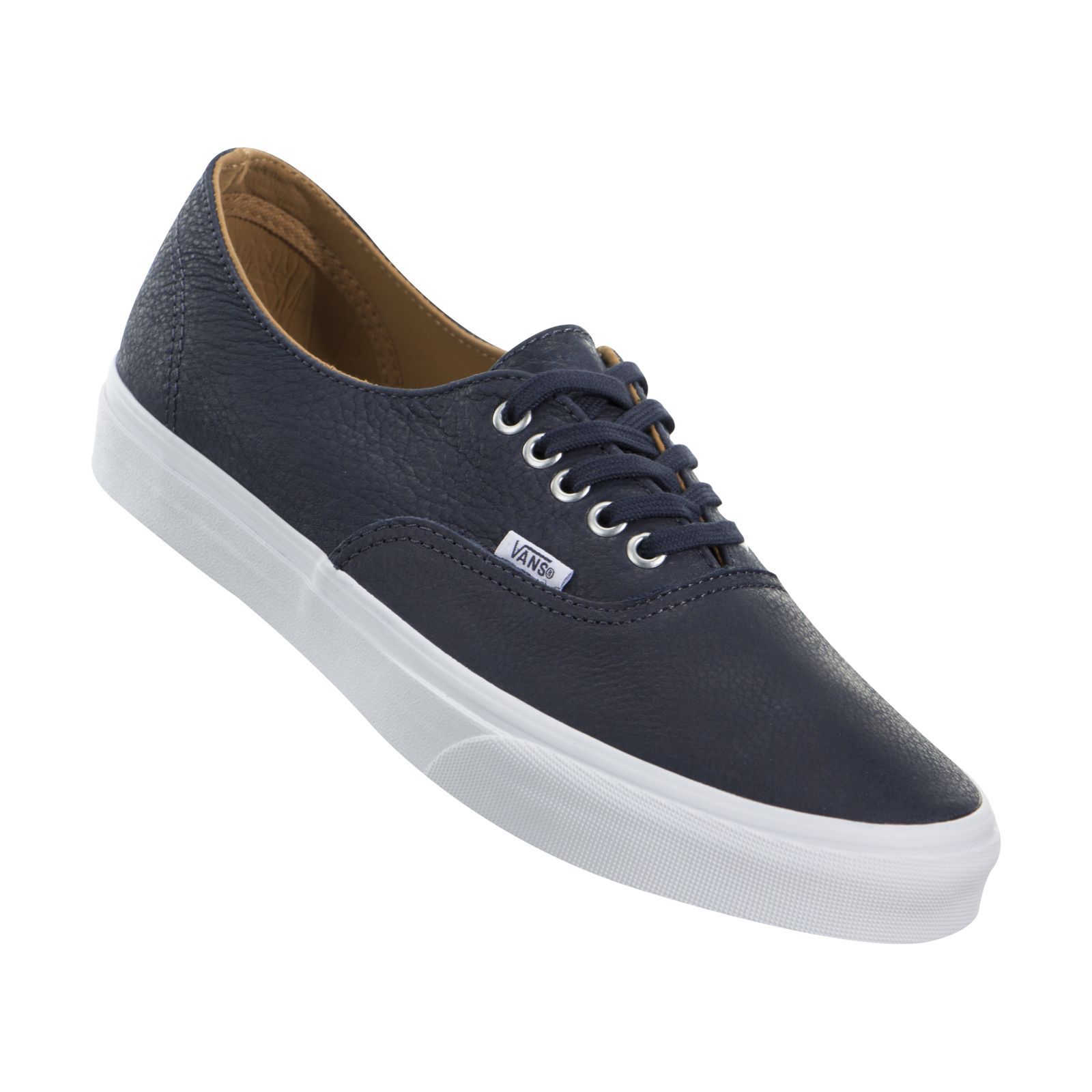 7a5fb33fad8 Vans Authentic Decon (Premium Leather) vn0a38epmru