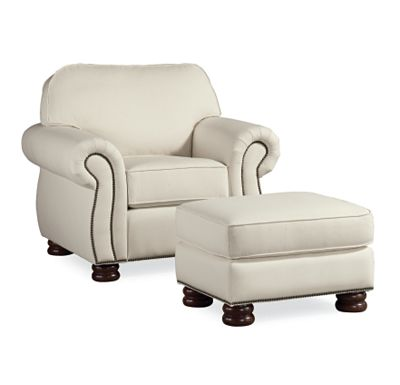 Benjamin Chair and Ottoman (1010-02)