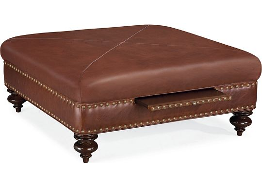 Providence Cocktail Ottoman (0609-07)