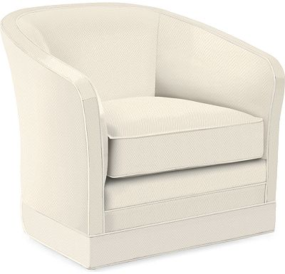 Sutton Swivel Glider Chair (1313-02)