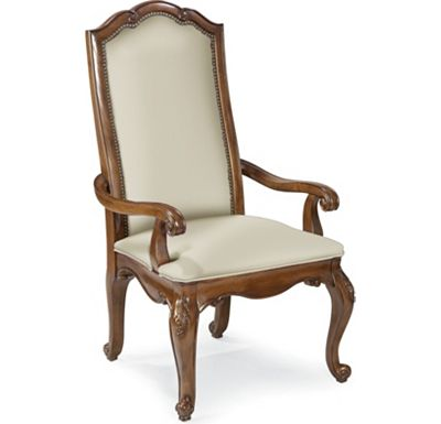 Vintage Chateau Dining Arm Chair (1313-02)