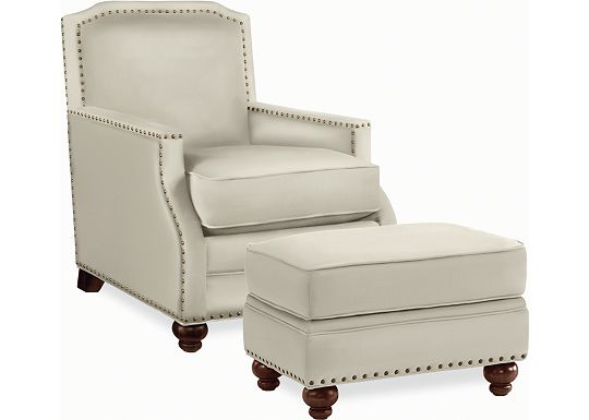 Havana Chair and Ottoman (1313-02)