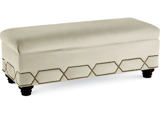 Sojourn Storage Bench (1313-02)