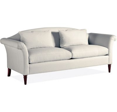 Dorchester Sofa with Legs (1313-02)