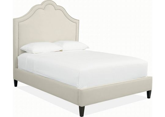 Azzuro with Nail Trim Bed (Queen) (1313-02)