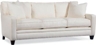 Thomasville Leather Furniture On Thomasville Furniture Upholstery Leather  Mercer Large 3 Seat Sofa