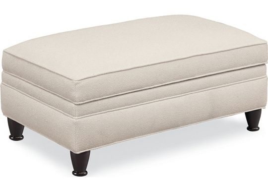 Mercer Storage Ottoman and a Half (1313-02)