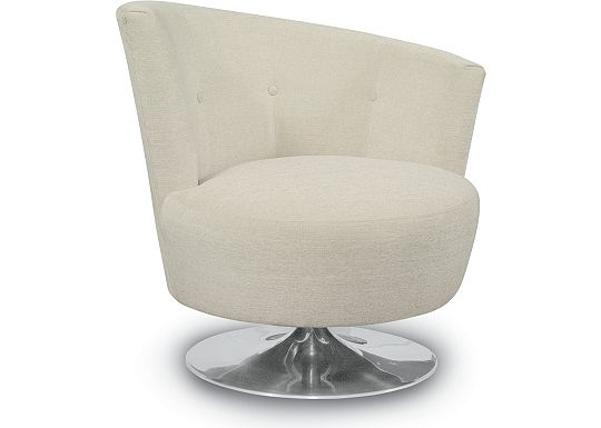 Luna Right-Arm Swivel Chair (1313-02)