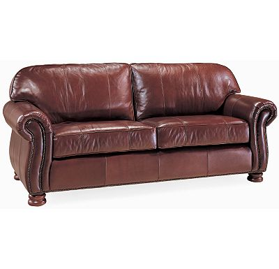 Thomasville furniture upholstery leather benjamin 2 for Thomasville sectional sofa leather