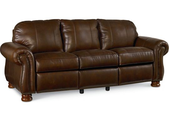 Leather Choices - Benjamin Motion Sofa (0518-05)