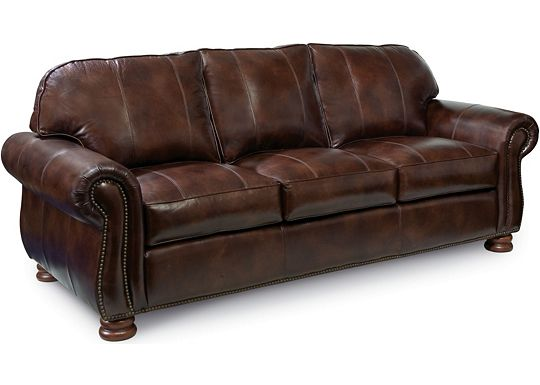 Leather Choices - Benjamin Sofa (0514-08)