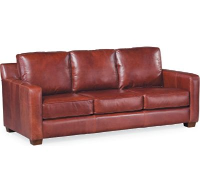 Leather Choices - Metro Sofa (0624-85)